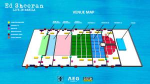 Ed-Sheeran-venue-map